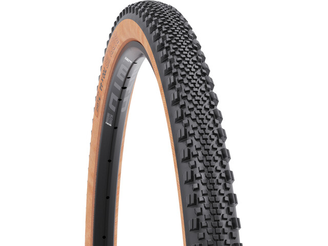 "WTB Raddler TCS Light Fast Rolling Clincherdæk 28x1.7"", black/tan"